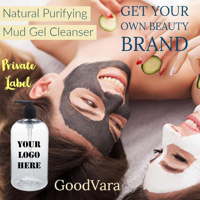GoodVara Natural Purifying Mud Gel Cleanser