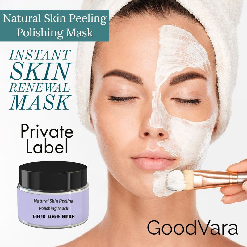 GoodVara Natural Skin Peeling Polishing Mask (Instant Skin Renewal Mask)