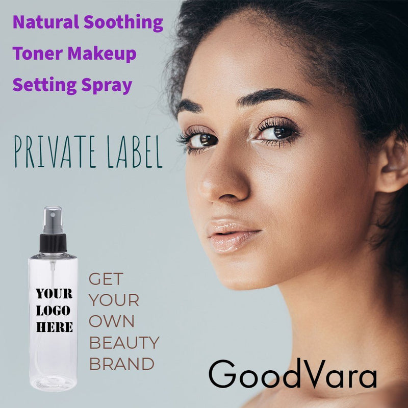GoodVara Natural Soothing Toner Makeup Setting Spray