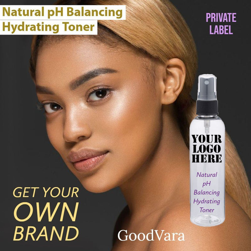 GoodVara Natural pH Balancing Hydrating Toner