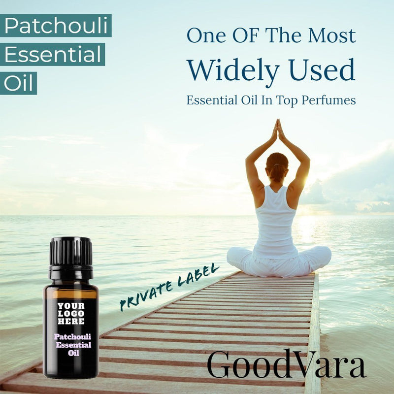 GoodVara Patchouli Essential Oil