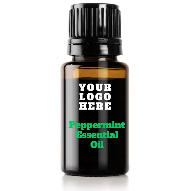 Peppermint Essential Oil -(Mentha Peperita)- Private Label - Medidermlab