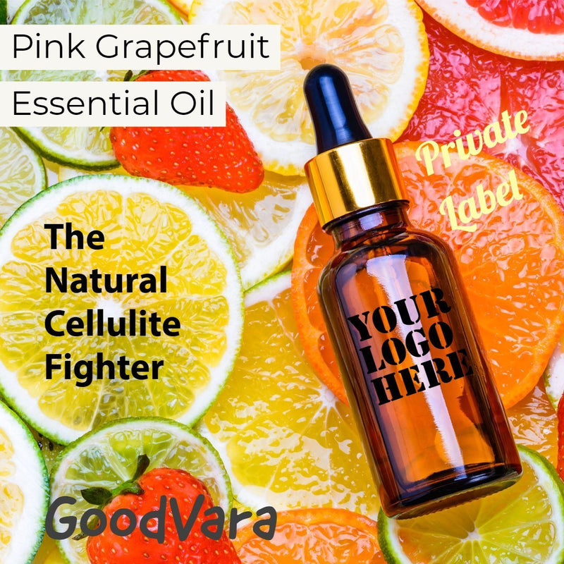 GoodVara Pink Grapefruit Essential Oil