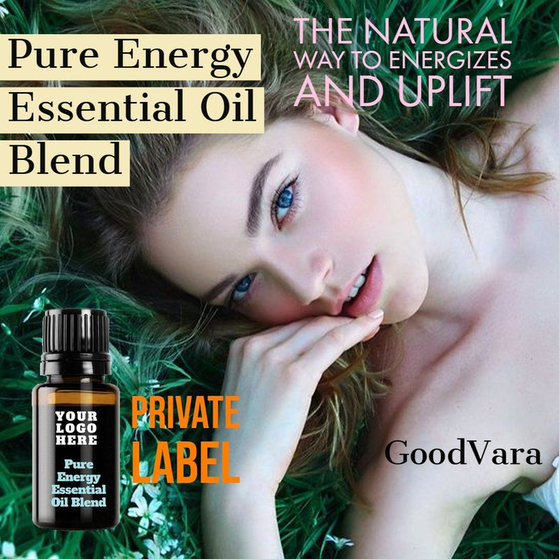 GoodVara Pure Energy Essential Oil Blend