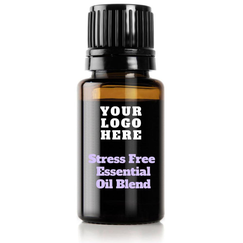 Stress Free Essential Oil Blend - Private Label - Medidermlab