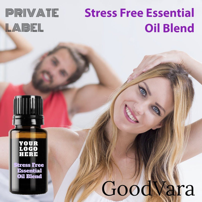 GoodVara Stress Free Essential Oil Blend