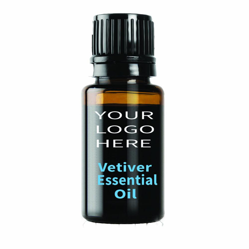 Vetiver Essential Oil (Vetiveria Zizanoides) - Private Label - Medidermlab