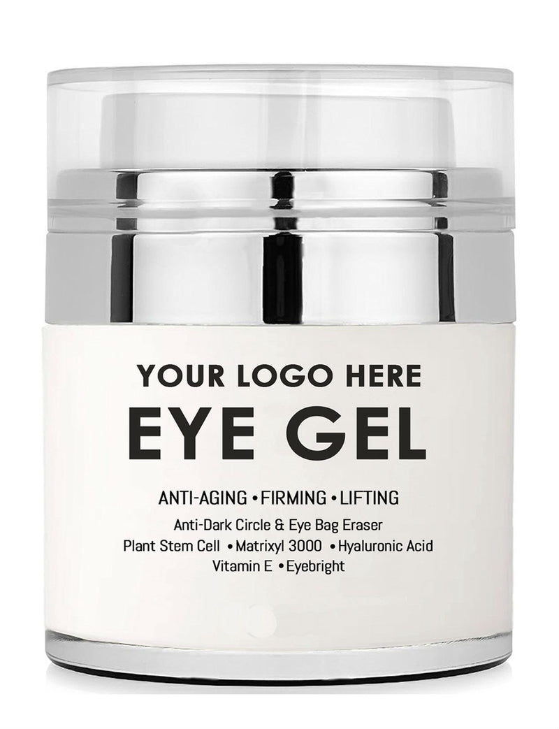 Natural Multi Effect Eye Gel- (Wrinkle Repair, Eye Bag And Dark Circle Solution)- Top Amazon Seller - Medidermlab