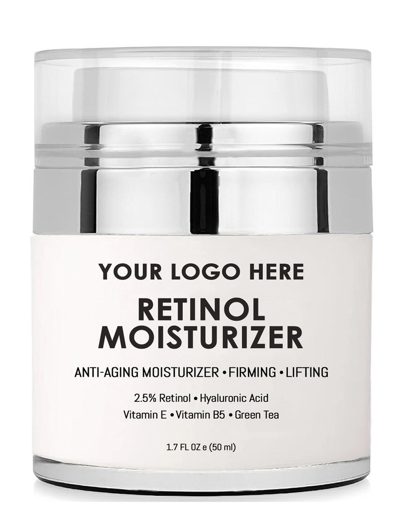 Natural Retinol Skin moisturizing Cream - Top Amazon Seller - Medidermlab