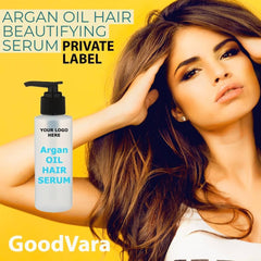 Argan Oil Hair Serum - For All Hair Types