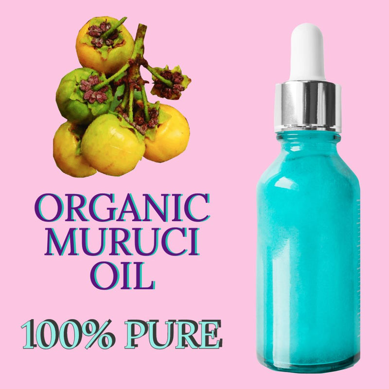 ORGANIC MURUCI OIL (Byrsonima Crassifolia Fruit Oil)