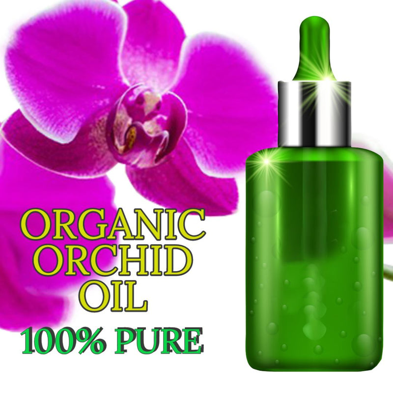 ORGANIC ORCHID OIL FLOWER HERBAL INFUSED OIL (Orchid Macerated Oil)