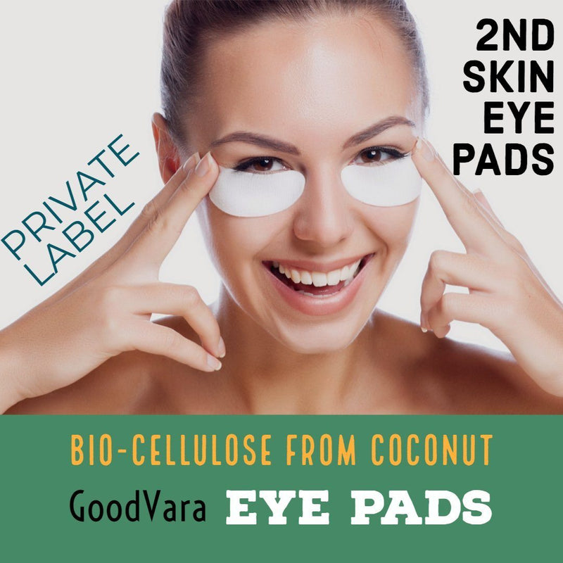 2nd Skin Eye Pads - Bio-Cellulose