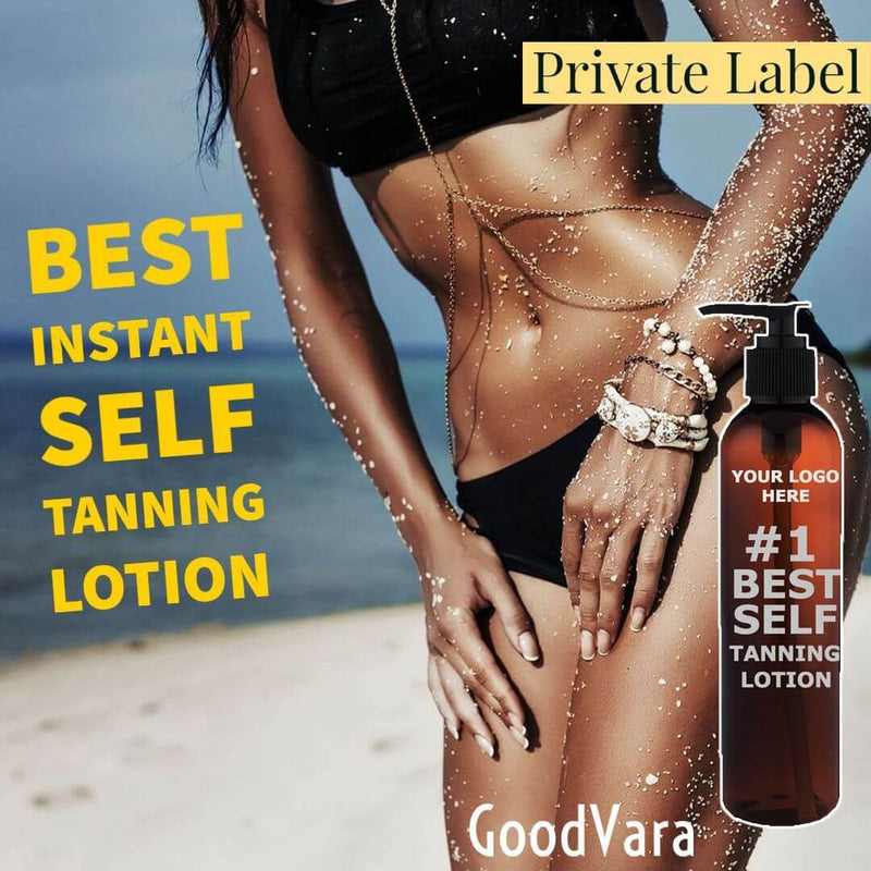 Best Instant Self Tanning Lotion GodVara