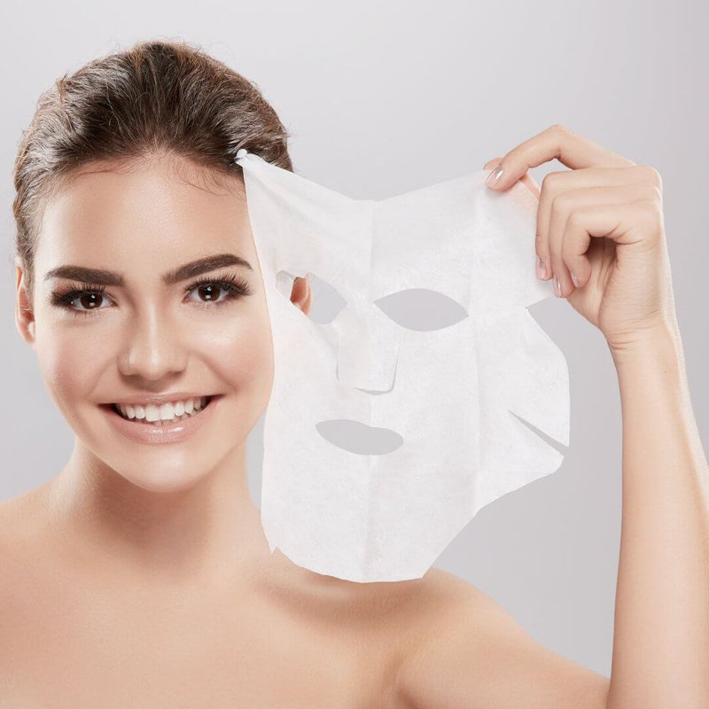 BioSheet Face Sheet Masks With CBD