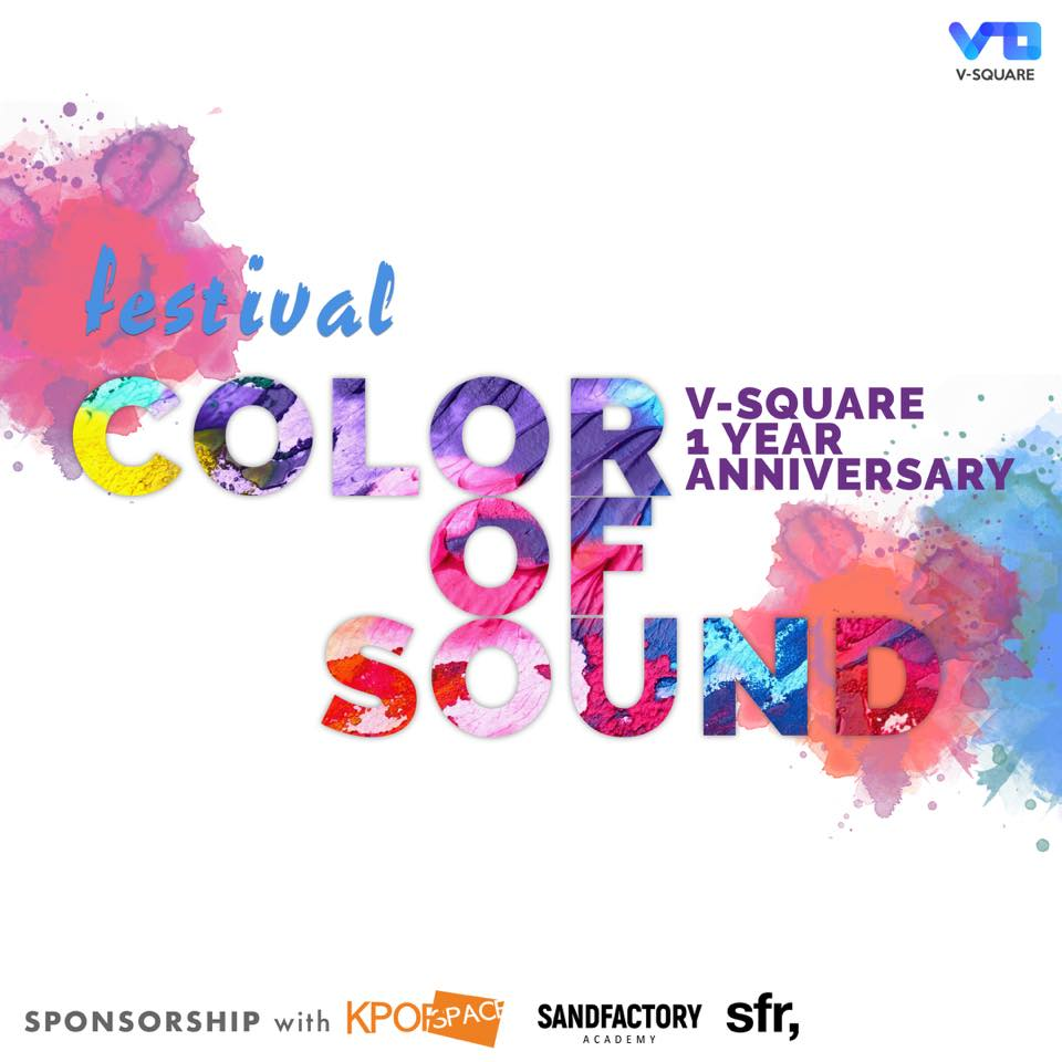 V-Square Global Audition - Colour of Sound Festival (New Zealand)
