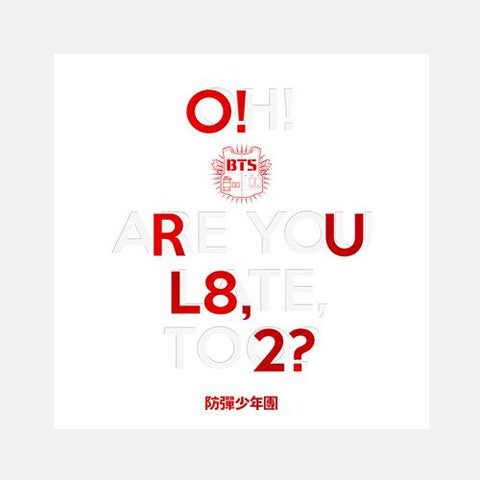 BTS Mini Album Vol. 1 - O!RUL8,2? - KPOPSTORENZ