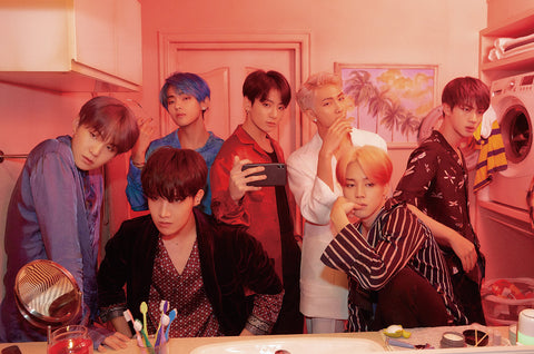 BTS - Map of The Soul : Persona Poster - KPOPSTORENZ