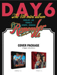 DAY6 Vol. 4 Mini Album - Remember Us : Youth Part 2 - KPOPSTORENZ