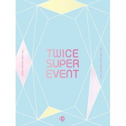 Twice - Twice Super Event DVD (LIMITED EDITION) - KPOPSTORENZ