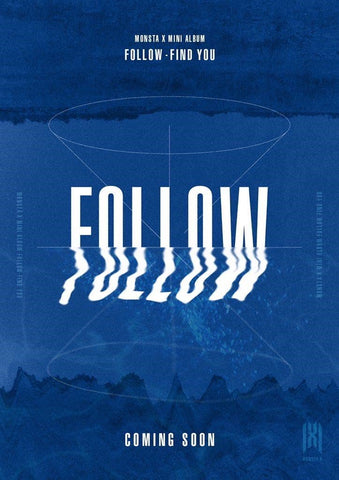 Monsta X - Mini Album (FOLLOW - FIND YOU) - KPOPSTORENZ