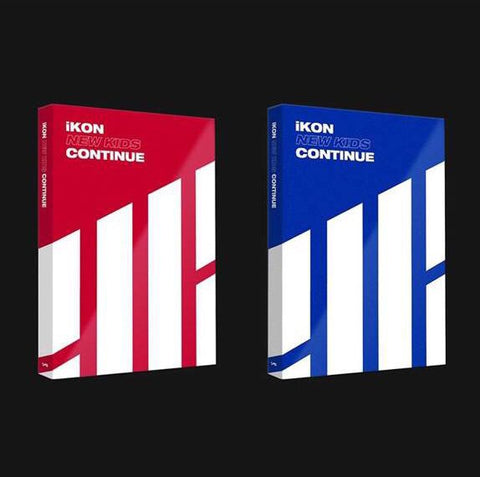 iKON - Mini Album New Kids: Continue - KPOPSTORENZ