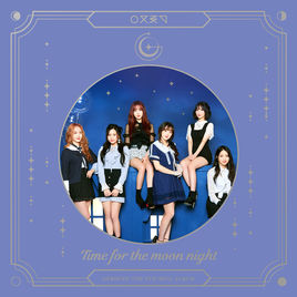 GFRIEND Mini Album Vol. 6 - Time for the Moon Night - KPOPSTORENZ
