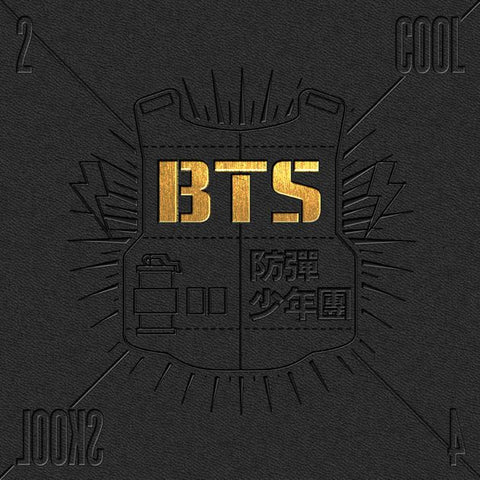 BTS Single Album Vol. 1 - 2 Cool 4 Skool - KPOPSTORENZ