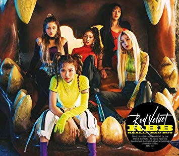 Red Velvet Mini Album Vol. 5 - RBB - KPOPSTORENZ