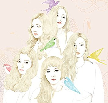 Red Velvet Mini Album Vol. 1 - Ice Cream Cake - KPOPSTORENZ