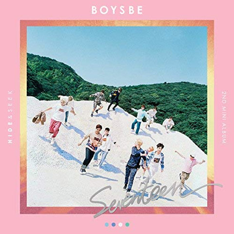 Seventeen Mini Album Vol. 2 - Boys Be - KPOPSTORENZ