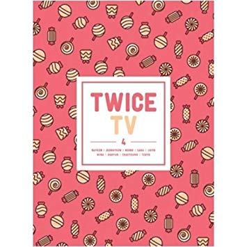 Twice - Twice TV4 DVD (LIMITED EDITION) - KPOPSTORENZ