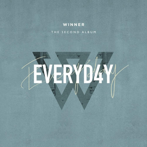 Winner Vol. 2 Album - EVERYD4Y - KPOPSTORENZ
