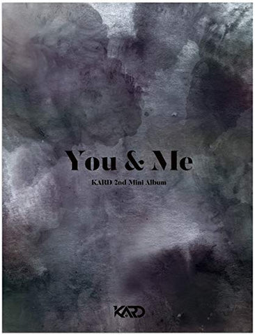KARD Mini Album Vol. 2 - You & Me - KPOPSTORENZ