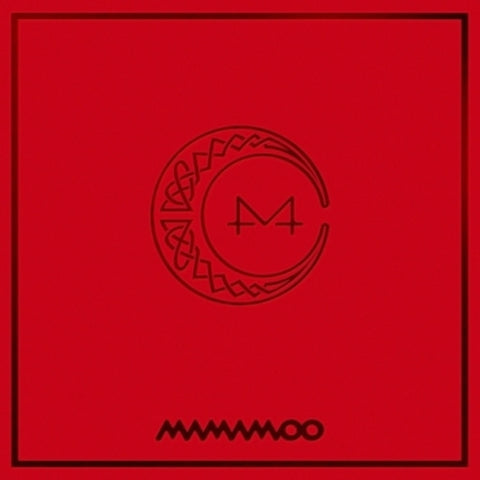 MAMAMOO - Mini Album Vol.7 [Red Moon] - KPOPSTORENZ