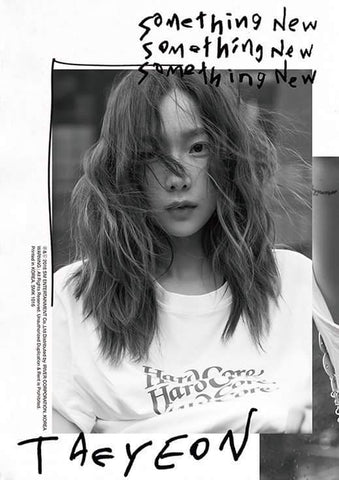 SNDD (Girls' Generation) TAE YEON Mini Album Vol. 3 - Something New - KPOPSTORENZ