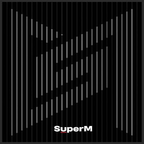 SuperM - Vol.1 Mini Album [SuperM] - KPOPSTORENZ