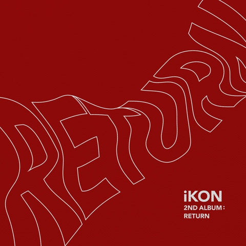 iKON Album Vol. 2 - Return - KPOPSTORENZ