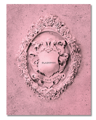BlackPink Vol.2 Mini Album - KILL THIS LOVE - KPOPSTORENZ