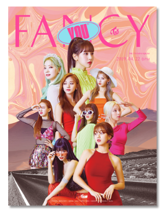 TWICE - Vol.7 Mini Album FANCY YOU - KPOPSTORENZ