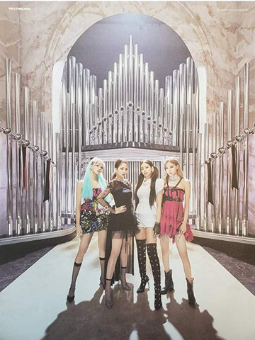 Blackpink Official 'Kill This Love' Double-Sided Poster - KPOPSTORENZ