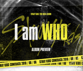 Stray Kids - Mini Album Vol.2 I am WHO - KPOPSTORENZ