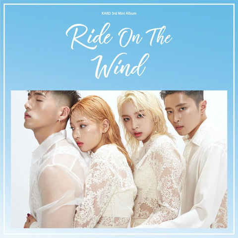 KARD Mini Album Vol. 3 - Ride on the Wind - KPOPSTORENZ