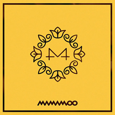 Mamamoo - YELLOW FLOWER Mini Album Vol. 6 - KPOPSTORENZ