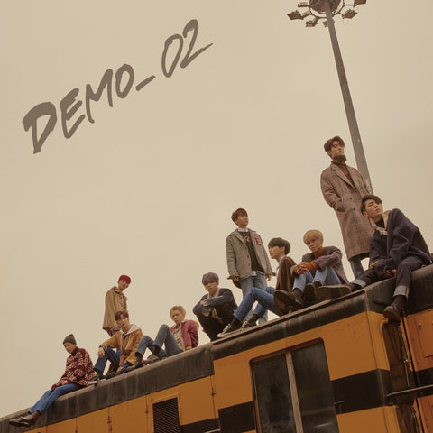 Pentagon Mini Album Vol. 5 - Demo_02 - KPOPSTORENZ