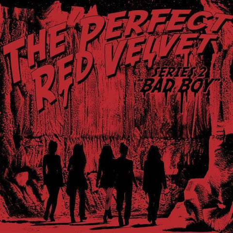 Red Velvet Vol. 2 Repackage - The Perfect Red Velvet Album - KPOPSTORENZ