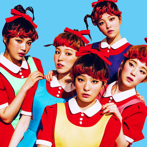 Red Velvet Vol. 1 - The Red Album - KPOPSTORENZ