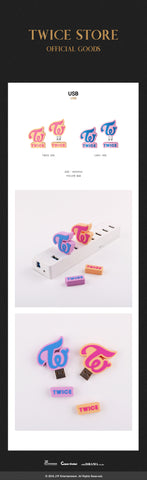 TWICE [OFFICIAL] USB 8GB - KPOPSTORENZ