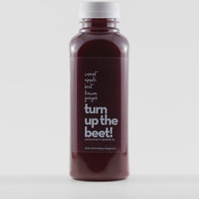 Turn up the beet juice by Mountain Squeeze