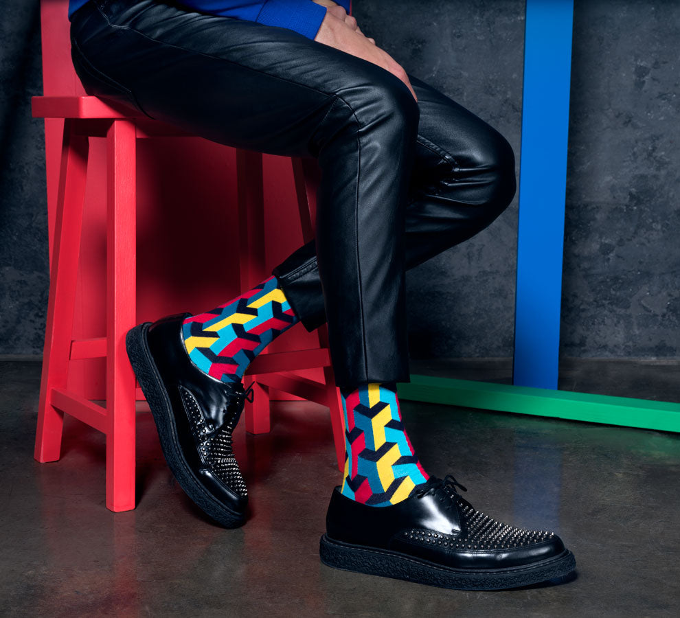Fun Socks - Look book